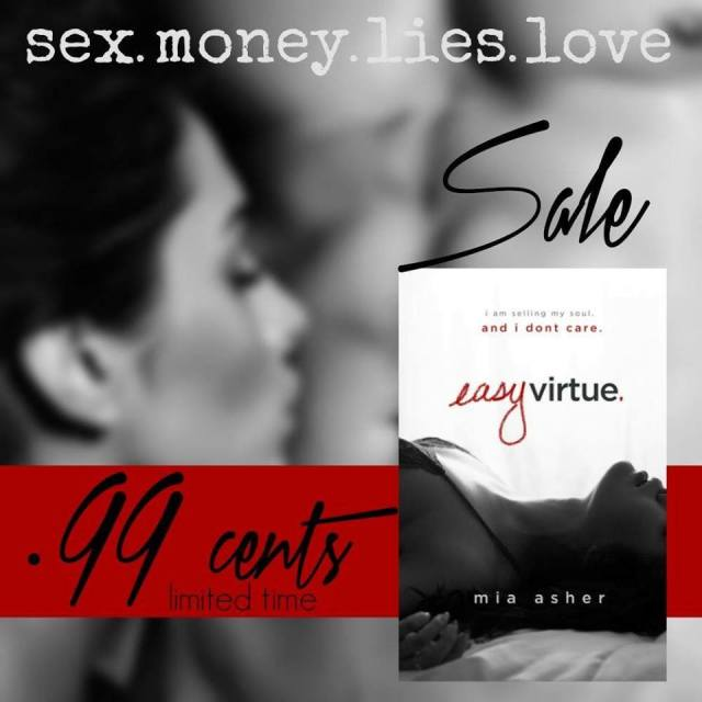 easy virtue sale